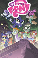 My Little Pony Annual 2014 cover RI