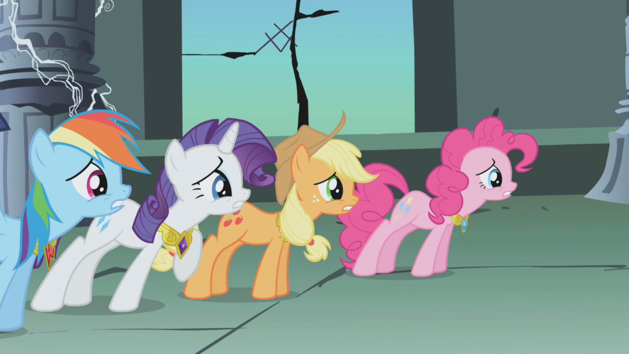 image pinkie pie ears missing s1e02 png my little pony