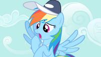 Rainbow Dash 'Overall, it was... kinda, sorta...' S4E05