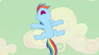 Rainbow Dash darn it S2E14