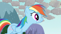 Rainbow Dash wow this is bad S3E13