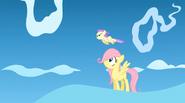 S01E23 Fluttershy na obozie lotniczym