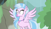 Silverstream looking very surprised S8E22
