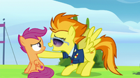 "Spitfire ""I used to be like you"" S8E20"