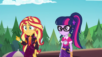 Sunset Shimmer about to say something EGSBP