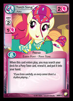 Torch Song, Alto card MLP CCG