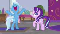 """Trixie """"great and powerful vice headmare"""" S9E20"""