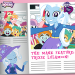 "Trixie Lulamoon ""Mane Feature"" MLP Facebook"