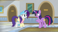 "Twilight ""I think we should split up"" S8E16"