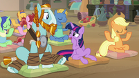"Twilight ""they didn't even have those"" S8E21"