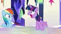 "Twilight ""this visit can take!"" S5E11"