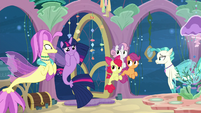 "Twilight Sparkle ""that sounds adorable!"" S8E6"