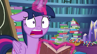 "Twilight Sparkle ""where's the recipe?!"" MLPBGE"