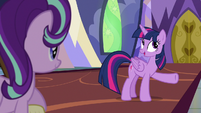 "Twilight Sparkle ""you've been doing them all day"" S6E21"