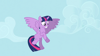 Twilight learning to fly S4E01