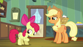 """Apple Bloom """"Twilight's lessons finally paid off!"""" S5E4.png"""