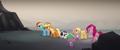 Applejack getting upset at Twilight Sparkle MLPTM.png