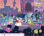 Canterlot Wedding Wallpaper 3
