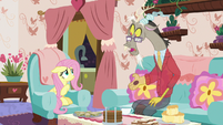 "Discord ""read any good books lately?"" S7E12"