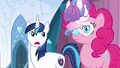 Flurry Heart on Pinkie's face S6E2.png