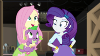 """Fluttershy """"ask her to sign my petition"""" EGS2"""