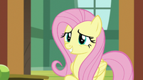 Fluttershy pleased by her friends' offers S7E5