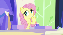 Fluttershy thinking for a moment S9E4