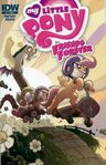 Friends Forever issue 2 cover RI