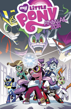 MLP Annual 2014 cover A