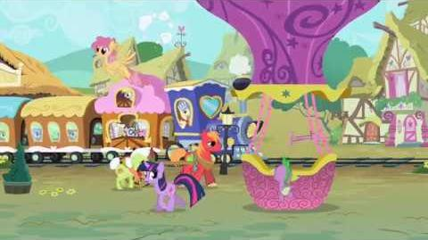 MLP FiM The Theme Song Season 2 (Initial) HD