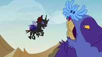 "Pharynx ""let me handle this!"" S7E17"