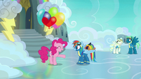 """Pinkie Pie """"of course not!"""" S7E23"""