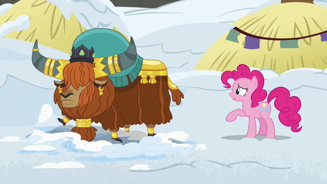 File:Pinkie Pie asks what Rutherford is doing S7E11.png