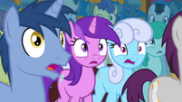Ponies in shock S4E25