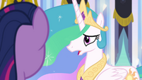 "Princess Celestia ""I must call in another"" S4E25"