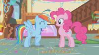Rainbow Dash --no hard feelings--- S1E05