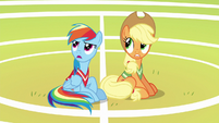 Rainbow Dash disappointed --no-- S6E18