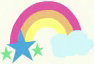 Rainbow Stars cutie mark crop S7E15