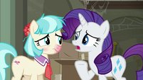 "Rarity ""why not?"" S6E9"
