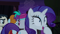 Rarity -it all makes perfect sense!- S5E16