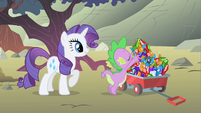 Rarity I think S1E19