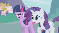 Rarity but S01E03