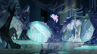 Silverstream telling off the Storm King S8E22