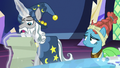 """Star Swirl """"I suppose there is a chance"""" S7E26.png"""