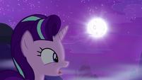 Starlight Glimmer --Princess Luna, where are you--- S6E25