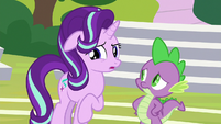 Starlight Glimmer still feeling unsure S8E15