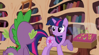 Twilight, Spike, and Elements of Harmony S03E13