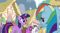 Twilight 'since the winner will be headlining your party' S4E12
