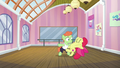 Apple Bloom dancing passionately S6E4.png