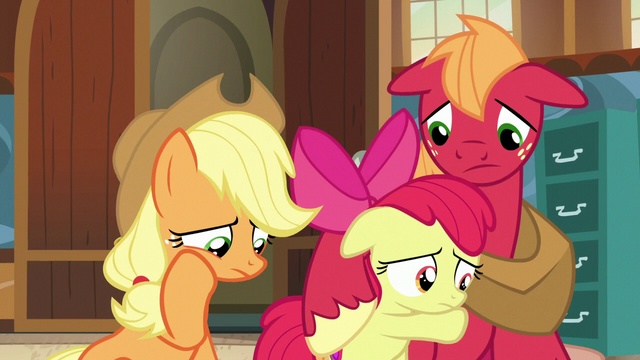 File:Apple siblings saddened by their parents' story S7E13.png